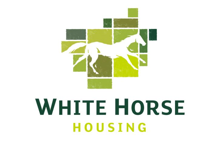 White Horse Housing Logo